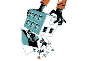 ИСТОРИЯ о том, как человека из квартиры выселяли